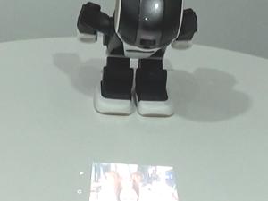 プロジェクターロボットの使い方