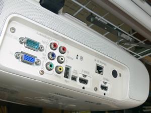 プロジェクター 設置
